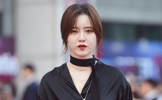 Nàng cỏ Goo Hye Sun phát tướng, tăng hơn 10 kg