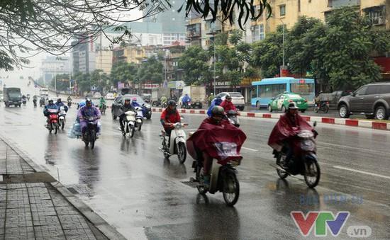 Từ nay đến ngày 17/7, Hà Nội có mưa to và dông