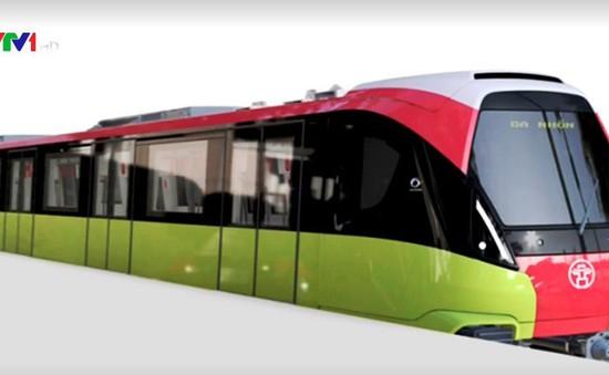 Hoàn thành thiết kế tàu tuyến đường sắt đô thị Nhổn - Ga Hà Nội