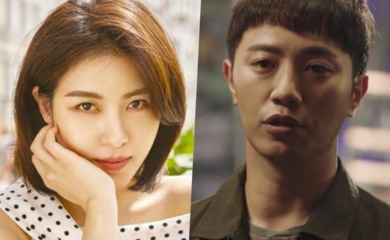 """Sao phim """"Hậu duệ mặt trời"""" nên duyên cùng Ha Ji Won trong phim mới"""