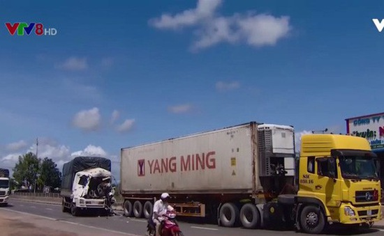 Bình Thuận: Hai vụ tai nạn giao thông trong một buổi sáng
