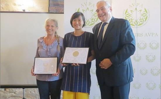 """Các sản phẩm chè của Việt Nam được trao giải thưởng """"Chè thế giới"""""""