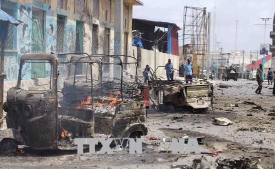 Somalia tiêu diệt 3 tay súng tham gia vụ tấn công gần Phủ Tổng thống