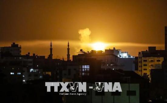 Các nhóm ở Palestine đạt được thỏa thuận ngừng bắn với Israel