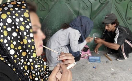 Vấn nạn ma túy ở Iran