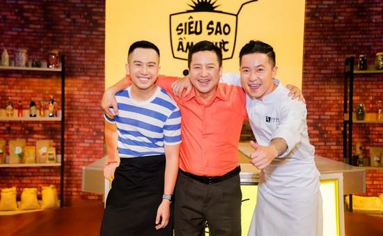 """Chính thức lên sóng, NSƯT Chí Trung kén dâu cho hai """"quý tử"""" trong Siêu sao ẩm thực"""