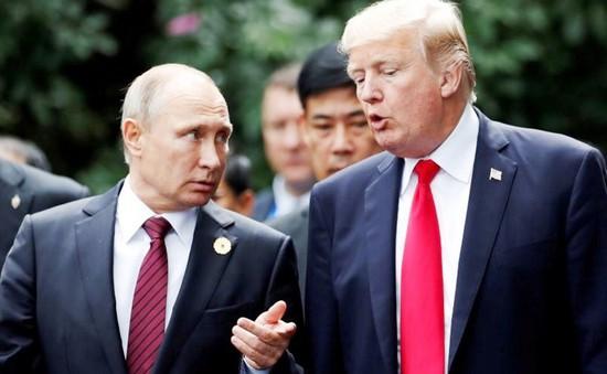 Chuẩn bị cho Hội nghị thượng đỉnh Mỹ - Nga