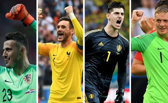 Khốc liệt cuộc đua giành Găng vàng ở FIFA World Cup™ 2018