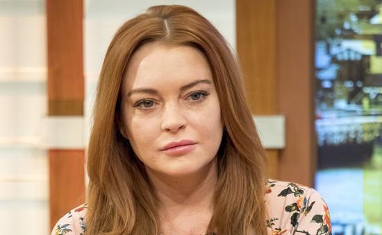 Lindsay Lohan muốn nhận con nuôi sau khi gặp gỡ trẻ em tị nạn Syria