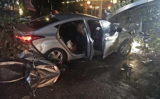 Xử lý nghiêm vụ xe ô tô lao vào quán cà phê đâm chết 2 người ở Đắk Nông