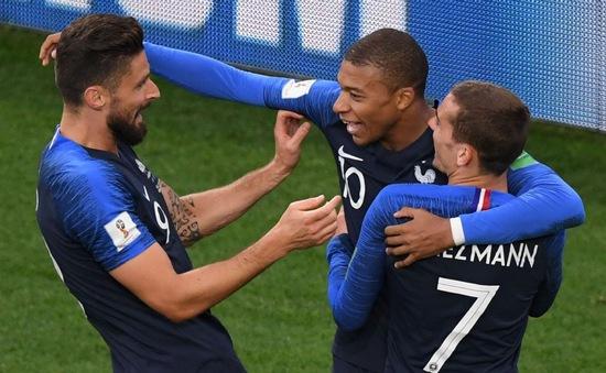 Pháp vô địch: HLV Deschamps làm nên lịch sử, Mbappe xứng danh tiểu Pele và tuyệt vời tinh thần Croatia