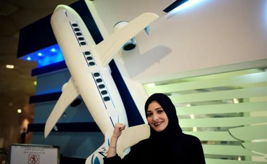 Phụ nữ Saudi Arabia đặt mục tiêu chinh phục bầu trời