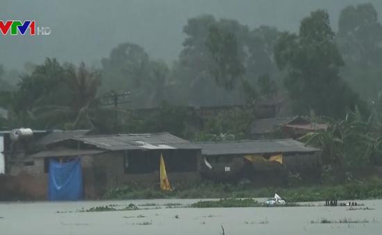Ảnh hưởng bão số 3, mưa lớn gây thiệt hại cho sản xuất nông nghiệp nhiều địa phương