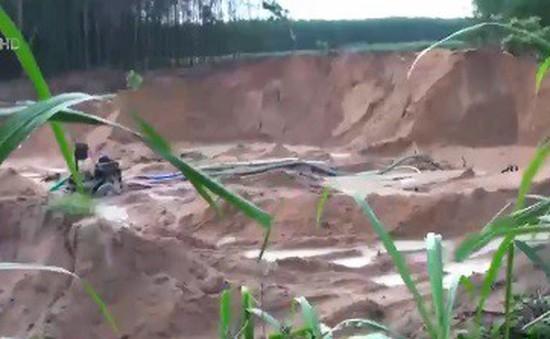 Vì sao cát tặc tại Bình Thuận ngày một lộng hành?