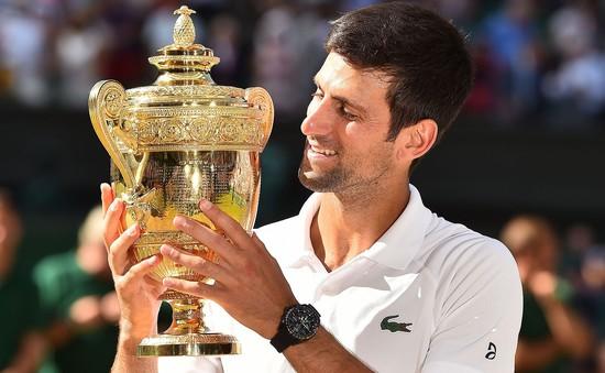 Những tay vợt chịu tác động từ Wimbledon tới thứ hạng của mình