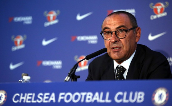HLV Sarri bị đổ lỗi cho trận hòa bạc nhược của Chelsea