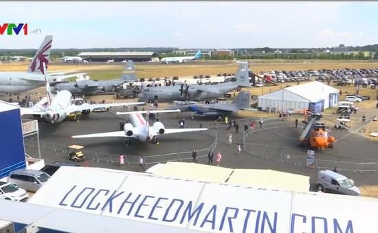 Triển lãm hàng không lớn nhất năm 2018