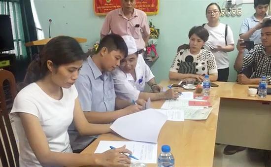 Toàn cảnh vụ trao nhầm con tại Bệnh viện đa khoa huyện Ba Vì (Hà Nội)