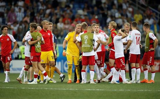 Croatia 1-1 Đan Mạch (pen 3-2): Đây là sự tàn bạo của bóng đá!