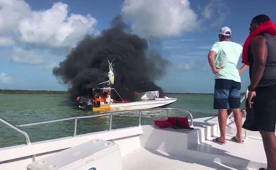 Nổ tàu du lịch ở Bahamas: Vẫn chưa tìm ra nguyên nhân