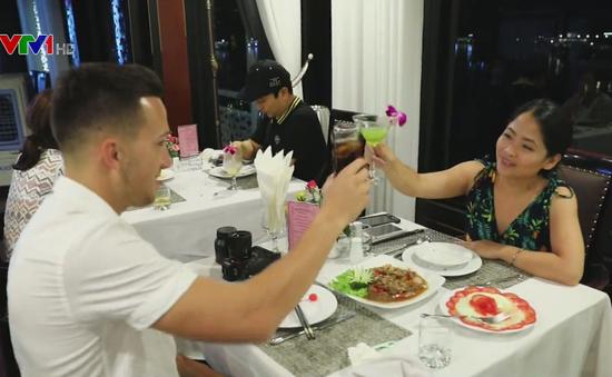 Trải nghiệm bữa tối trên du thuyền Vịnh Hạ Long