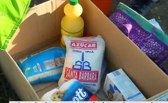 Hàng đổi hàng - Phương thức ứng phó suy thoái kinh tế tại Argentina