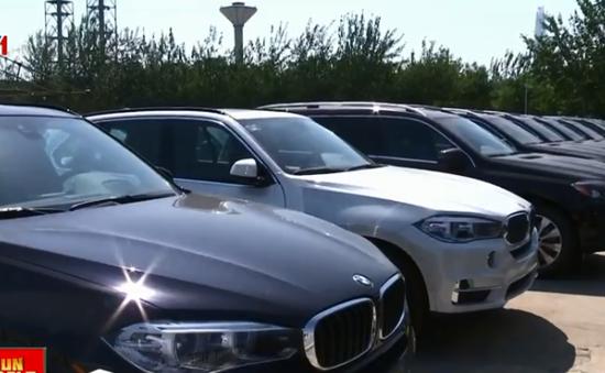 Các hãng ô tô ngày càng phụ thuộc vào thị trường Trung Quốc