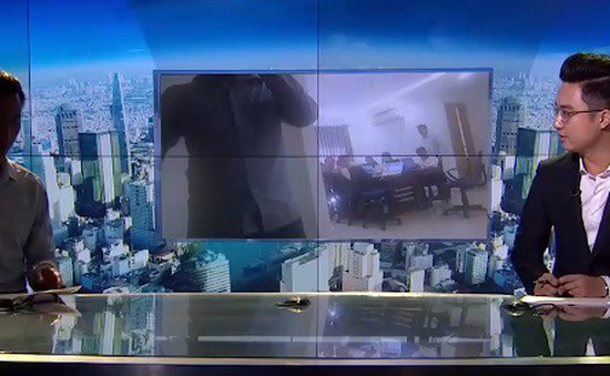 Phóng viên VTV và câu chuyện tác nghiệp khi thâm nhập đường dây mua bán thông tin cá nhân