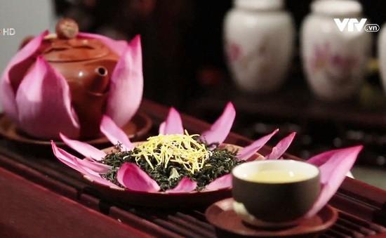 Nghệ thuật ướp trà sen của người Hà Nội