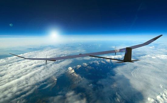 Ra mắt máy bay năng lượng mặt trời