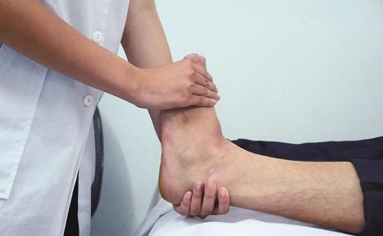 5 lý do bị tê chân sau khi chơi thể thao