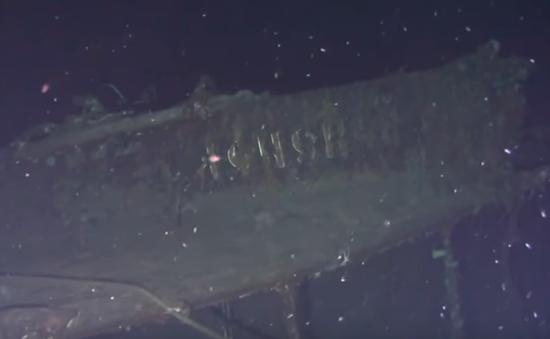 Tìm thấy xác tàu chiến Nga chứa 200 tấn vàng