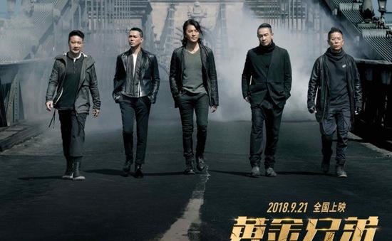 """Ngũ hổ của điện ảnh Hong Kong tái xuất trong """"Người trong giang hồ"""" phiên bản mới"""