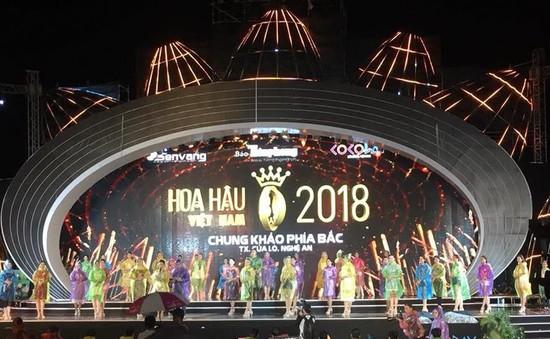 VTV6 THTT vòng chung khảo Hoa hậu Việt Nam 2018 phía Bắc
