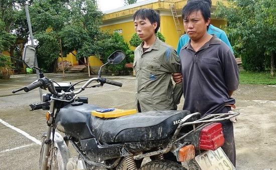 Điện Biên: Bắt 2 đối tượng mua bán, vận chuyển trái phép chất ma túy