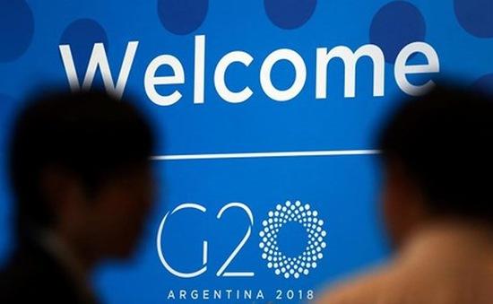 """Hội nghị G20 """"nóng"""" bởi căng thẳng thương mại với Mỹ"""