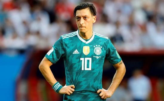 Nóng: Mesut Ozil tuyên bố chia tay ĐT Đức