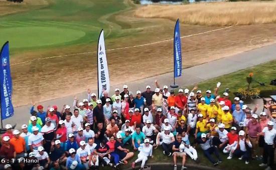 Giải golf của cộng đồng người Việt tại châu Âu