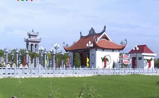 Quảng Trị khánh thành đền thờ 2.500 liệt sỹ Trung đoàn 27