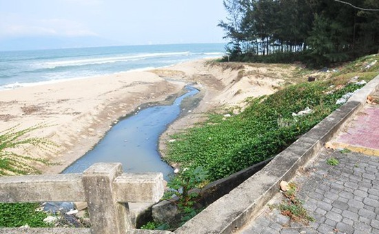 Tập trung xử lý các dự án thoát nước thải ra biển Đà Nẵng
