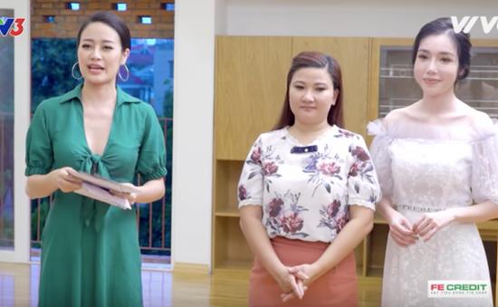 Elly Trần xuất hiện trong Khi đàn ông mang bầu
