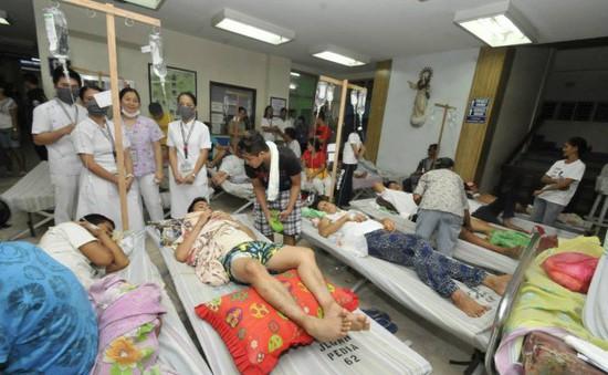 Hơn 1.000 người Philippines nhiễm xoắn khuẩn vàng da từ đầu năm đến nay
