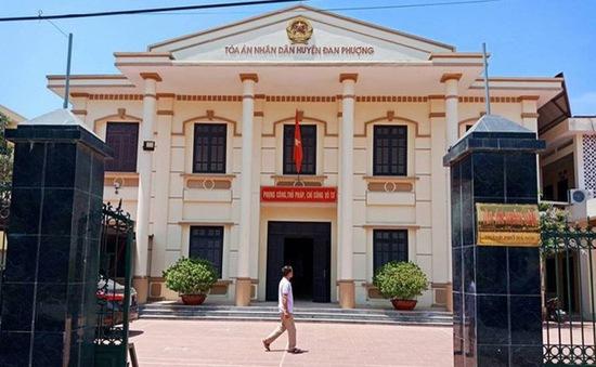 Bắt giam Phó Chánh án huyện nhận hối lộ