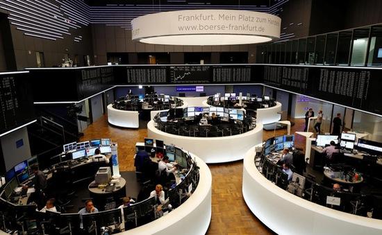 Thị trường châu Âu giúp chứng khoán thế giới đạt đỉnh trong 4 tháng