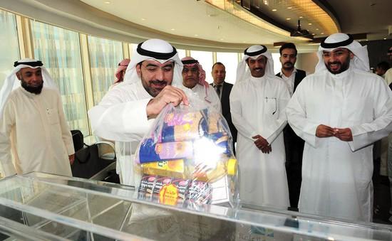Kuwait thành lập ngân hàng thực phẩm cho người nghèo