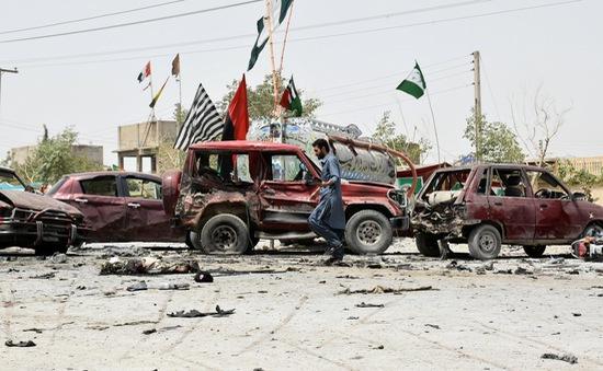 Đánh bom ở Pakistan, ít nhất 31 người thiệt mạng