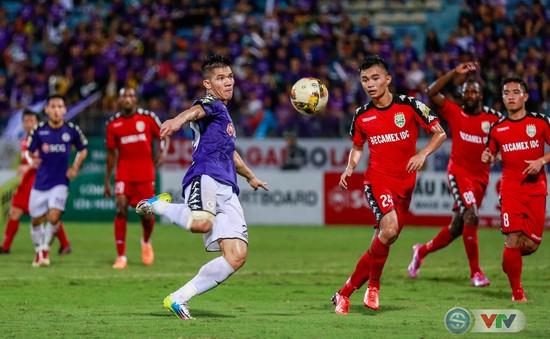 Bán kết Cúp Quốc gia 2018: CLB Hà Nội hoà kịch tính trước Becamex Bình Dương