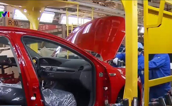 Ngành ô tô Mỹ thiệt hại vì căng thẳng thương mại