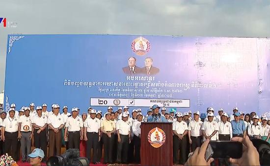 Campuchia bước vào ngày cuối cùng của chiến dịch vận động tranh cử