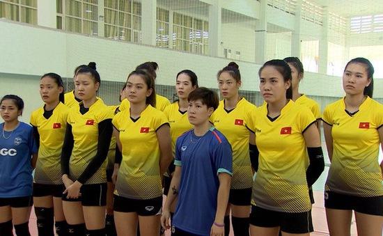 Danh sách ĐT bóng chuyền nữ Việt Nam tham dự Giải bóng chuyền nữ Quốc tế VTV Cup Ống nhựa Hoa Sen 2018